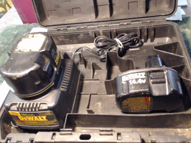 DEWALT Battery/Charger DW9094 14.4V BATTERY