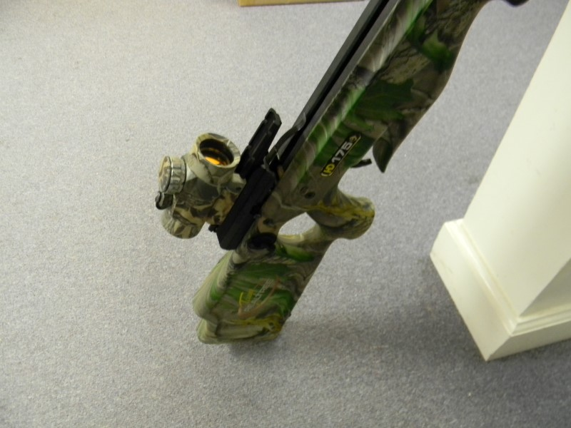 Horton Team Real Tree HD175 Crossbow w/ Scope