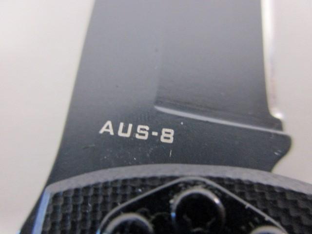 CAMILLUS TITANIUM AUS-8 FOLDING KNIFE