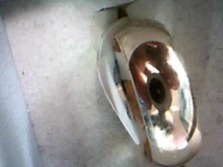Lady's Diamond Fashion Ring 6 Diamonds 1.20 Carat T.W. 10K White Gold 1.44g