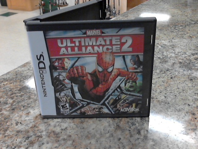 NINTENDO Nintendo Wii Game ULTIMATE ALLIANCE