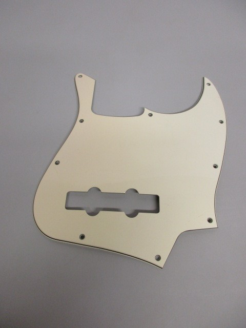 LOT OF THREE (3) JAZZ BASS PICKGUARDS.