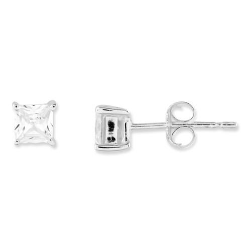 Silver Earrings 925 Silver 1.75g