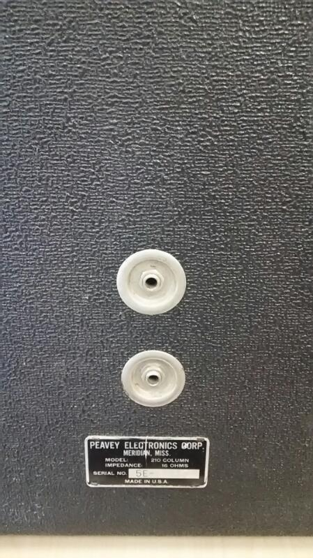 Peavey Single Speaker 210 - 1000W