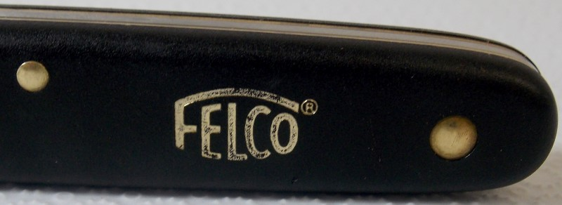Felco Victorinox Knife, Swiss Made, Stainless, Folding Knife