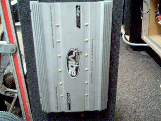 LANZAR CAR AUDIO Car Amplifier VIBE241