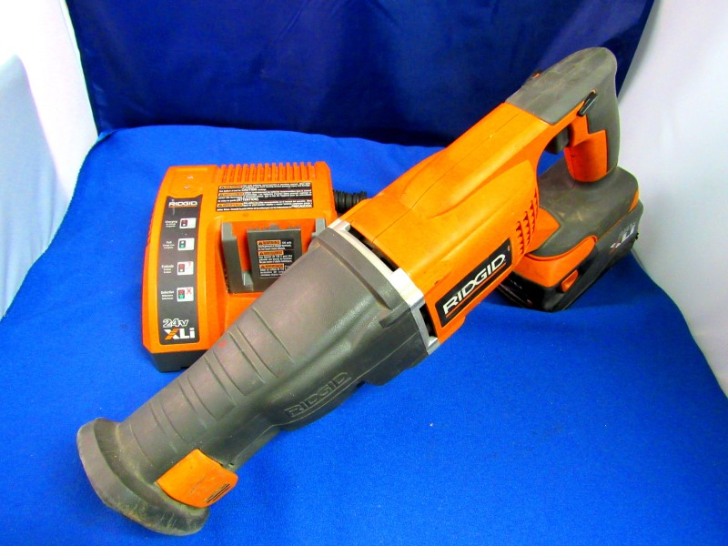 RIDGID 24V RECIP SAW R854