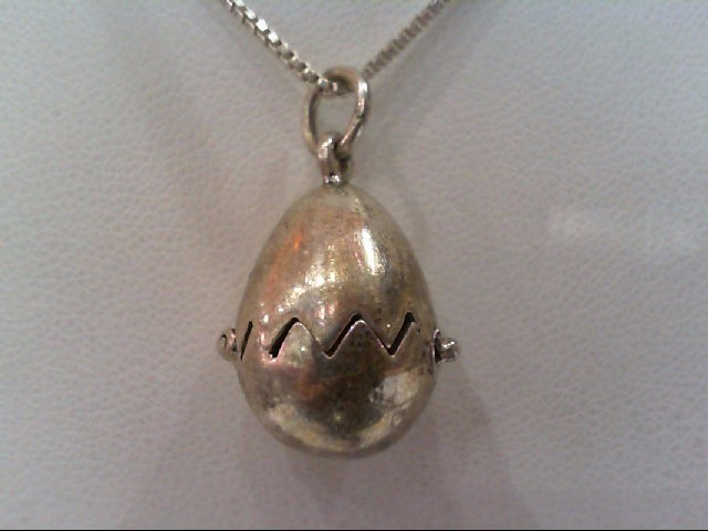 Silver Pendant 925 Silver 8.2g