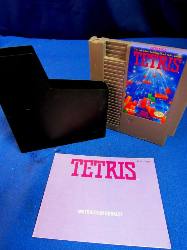 NES: TETRIS