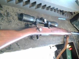 REMINGTON FIREARMS Rifle 1903-A3