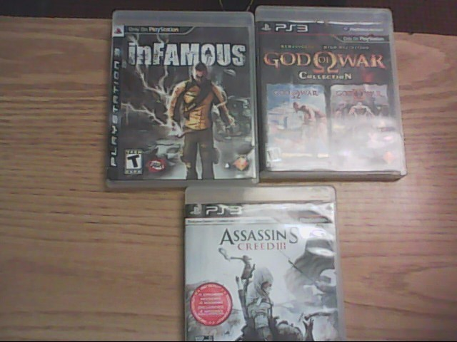 SONY Sony PlayStation 3 Game PS3 GOD OF WAR