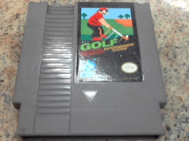 NINTENDO Nintendo NES Game GOLF NES