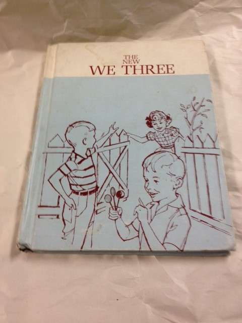 THE NEW WE THREE 1963