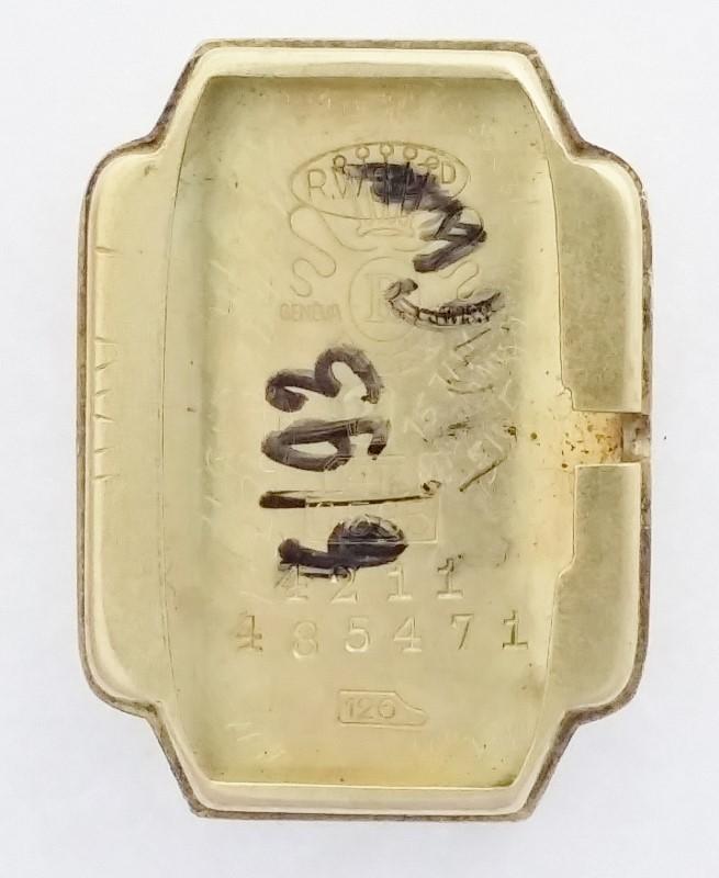 ROLEX c. 1958 Ladies 14K Case Watch *As-Is READ*
