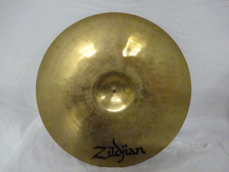 "ZILDJIAN Cymbal A CUSTOM 20"" RIDE"