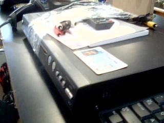 MAGNAVOX DVD Player MDR867H/F7