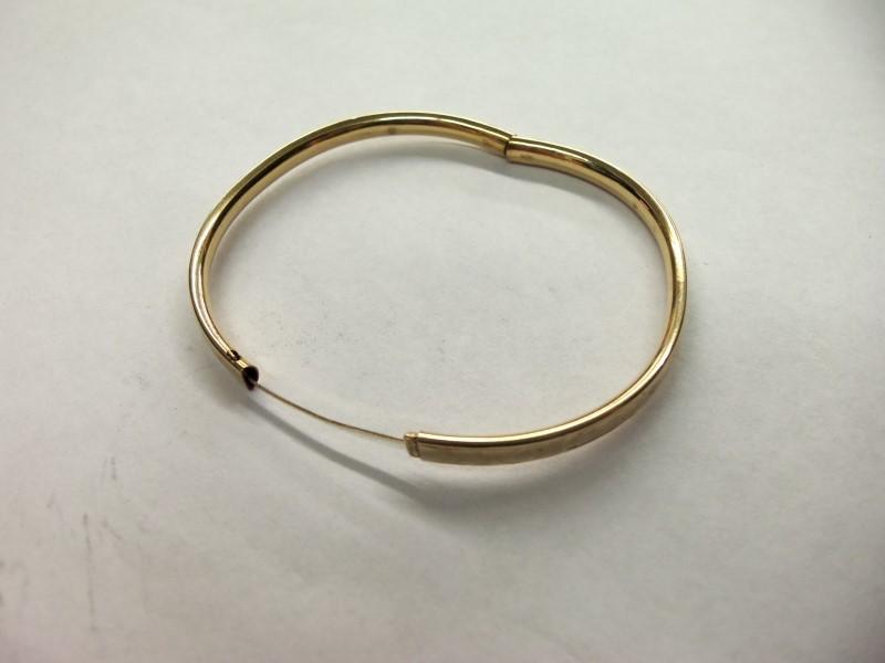 Gold Bracelet 10K Yellow Gold 4.2g