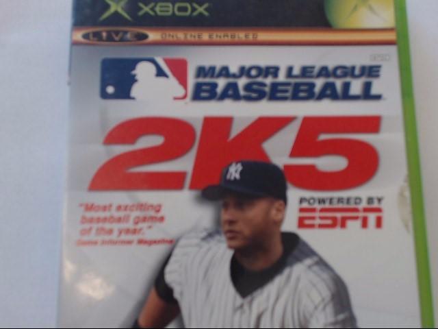 XBOX - MLB 2K5
