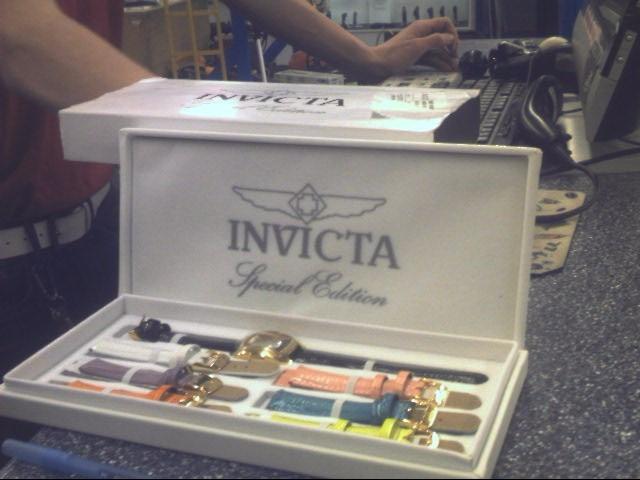 INVICTA Lady's Wristwatch 19936