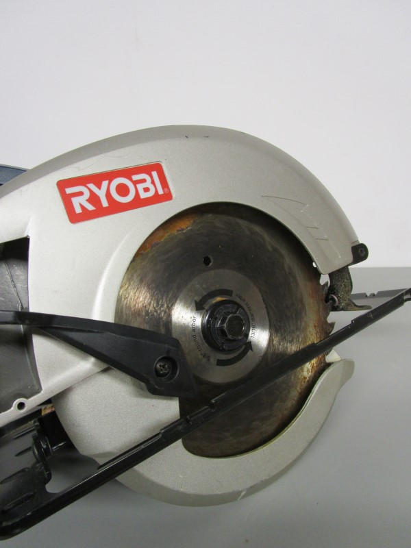 "RYOBI CIRCULAR SAW CSB123, 7 1/4"""