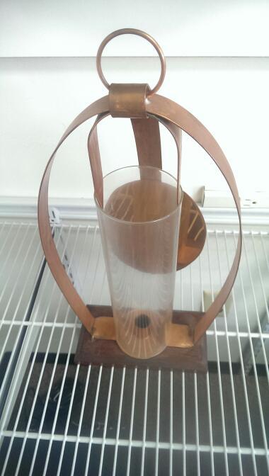 FREDERICKSBURG COPPER SHOP THE FREDERICKSBURG LAMP