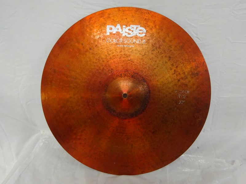 PAISTE Cymbal COLOR SOUND 5