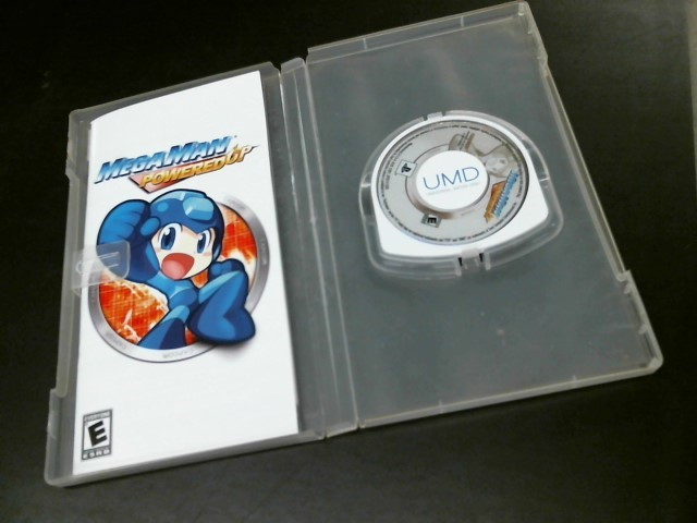 SONY Sony PSP Game SONY PSP MEGAMAN POWERED UP