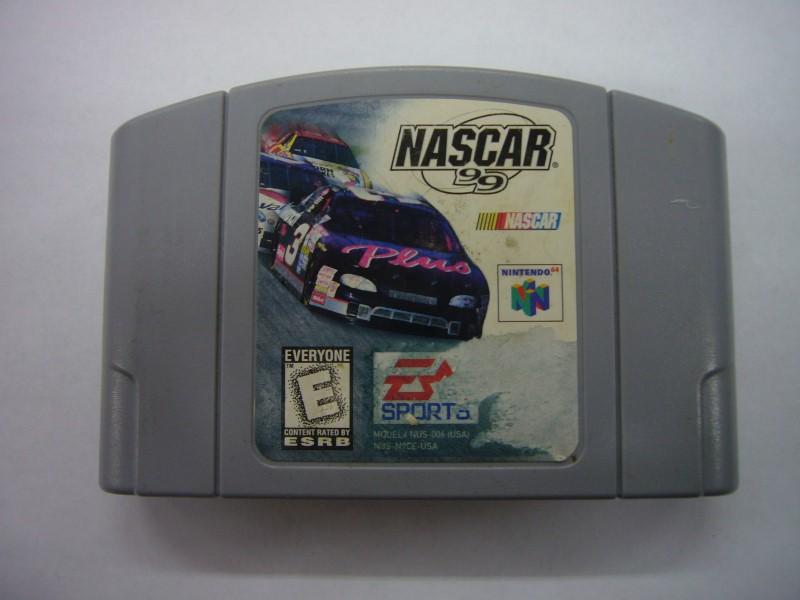 NINTENDO 64 Game NASCAR 99 *CARTRIDGE ONLY*