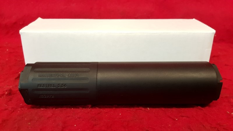 HUNTERTOWN ARMS KESTREL 5.56 SUPPRESSOR
