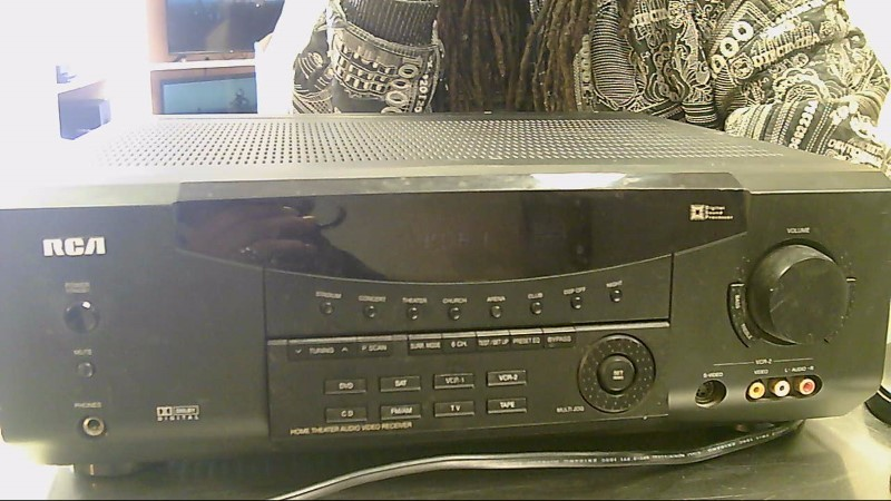 RCA Receiver RT2250