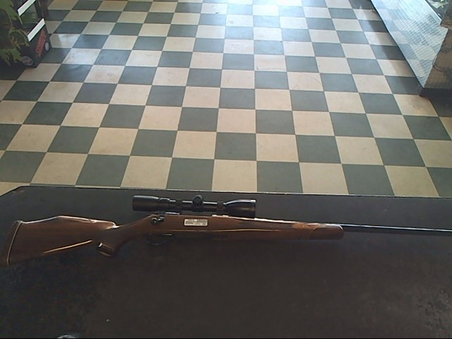 WEATHERBY Rifle VANGUARD VGX DELUXE