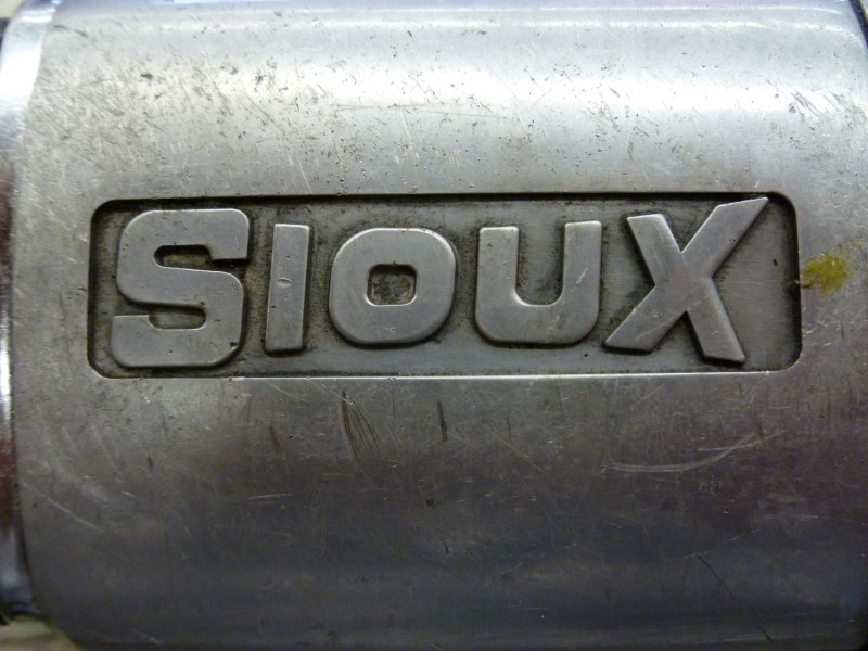 "SIOUX 5050 1/2"" IMPACT WRENCH"