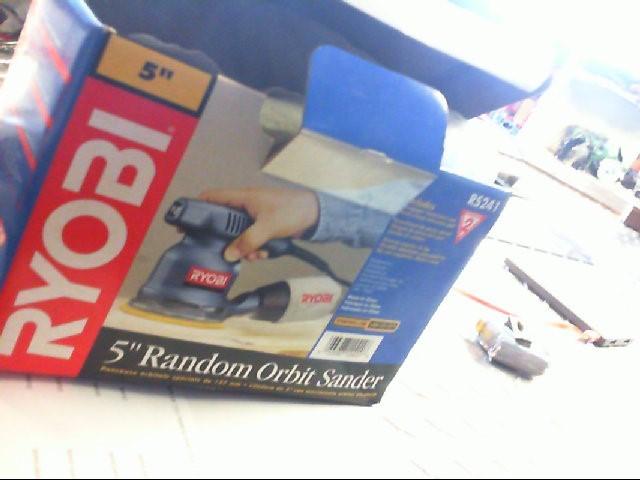 RYOBI Vibration Sander RS241