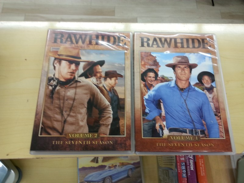 Rawhide Season 7