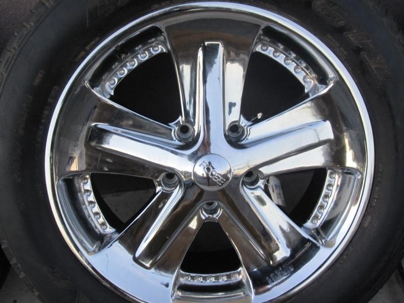 FOOSE Wheel SPANK