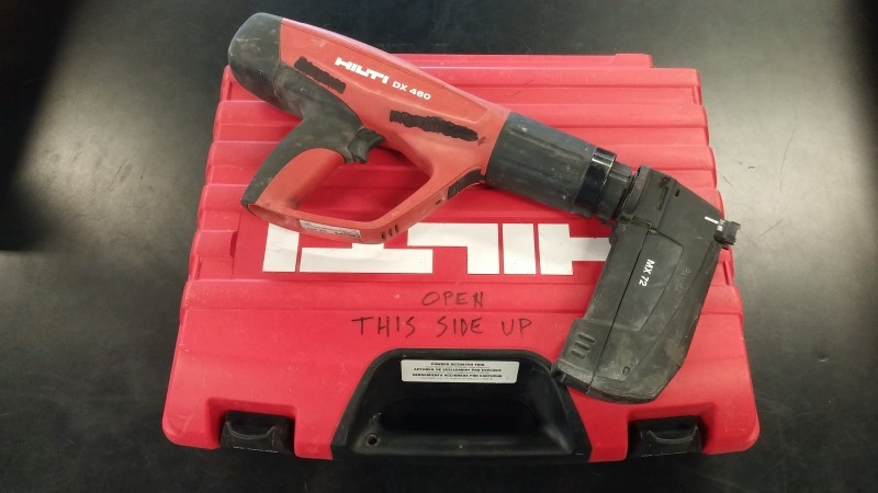 HILTI Nailer/Stapler DX 460