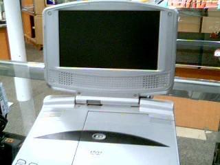 DURABRAND Portable DVD Player DUR-7