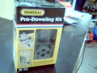 GENERAL TOOLS Miscellaneous Tool PRO-DOWELING KIT 840