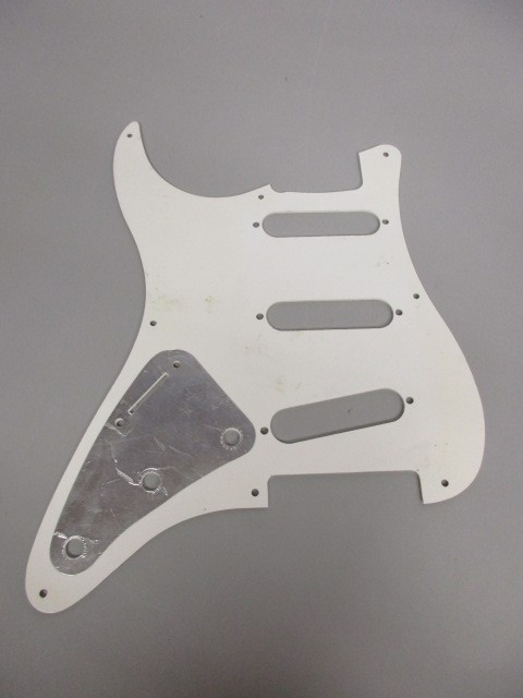 LOT OF THREE (3) STRAT STYLE PICKGUARDS
