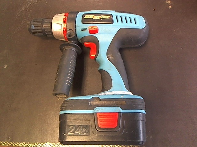 CHANNEL LOCK Cordless Drill JD610424