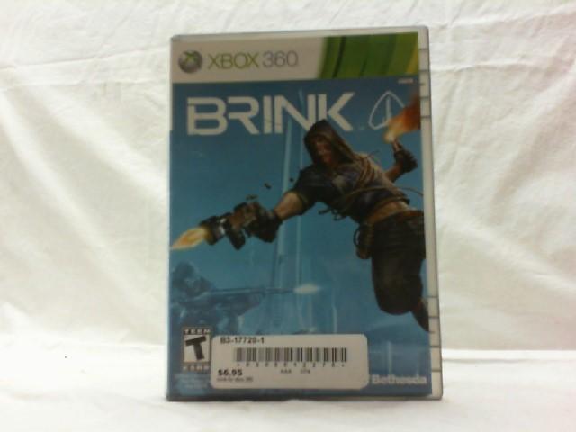 MICROSOFT Microsoft XBOX 360 Game BRINK