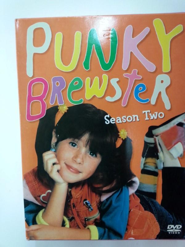 DVD MOVIE DVD PUNKY SEASON SEASON TWO