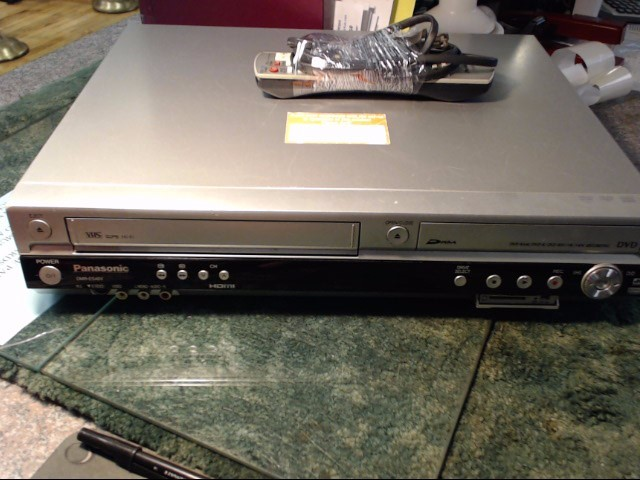 PANASONIC DVD Player DMR-ES46V