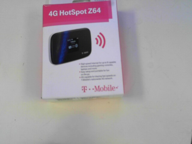 T-MOBILE Cell Phone Accessory 4G HOT SPOT Z64