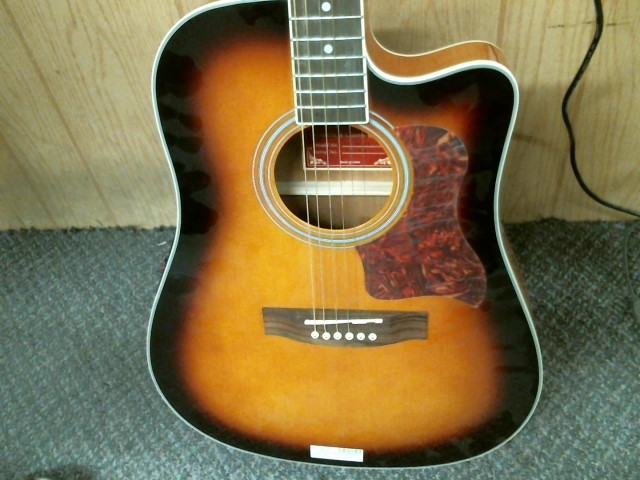 SPECTRUM Acoustic Guitar AIL-261AE