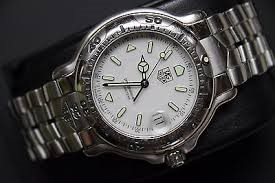TAG HEUER PROFESSIONAL QUARTZ WATCH WH1111-K1
