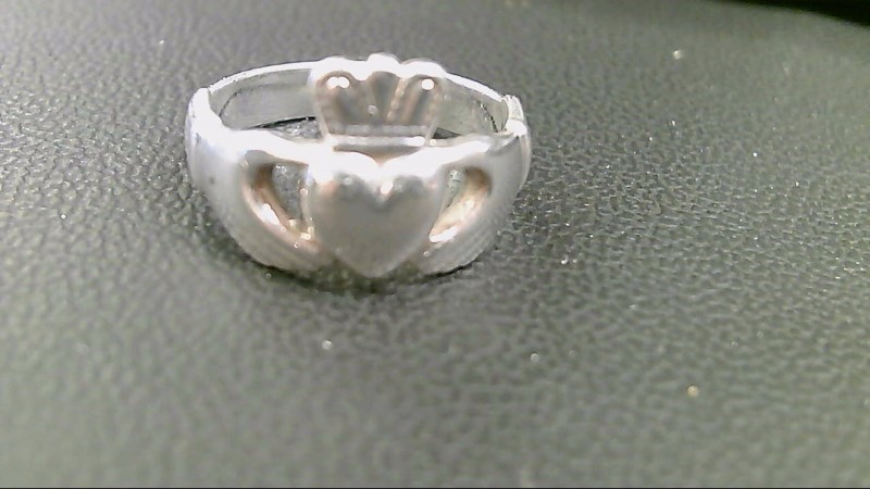 Lady's Silver Ring 925 Silver 5.5g