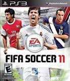 SONY Sony PlayStation 3 Game PS3 FIFA 11