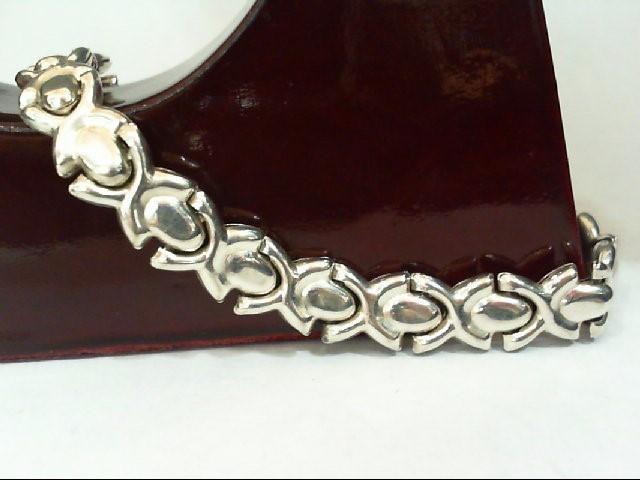 Silver Bracelet 925 Silver 7.7g