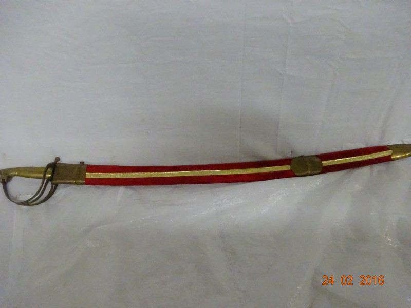 Sword SABRE SWORD MADE IN INDIA